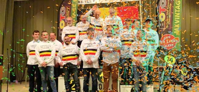 BOTC oldtimercross: De kampioenen in de bloemetjes gezet!
