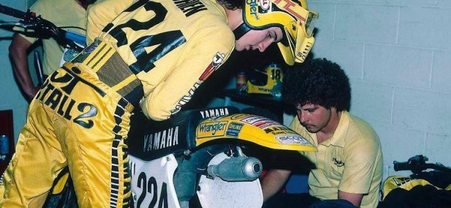 Ron Lechien wordt opgenomen in AMA Motorcycle Hall of Fame!