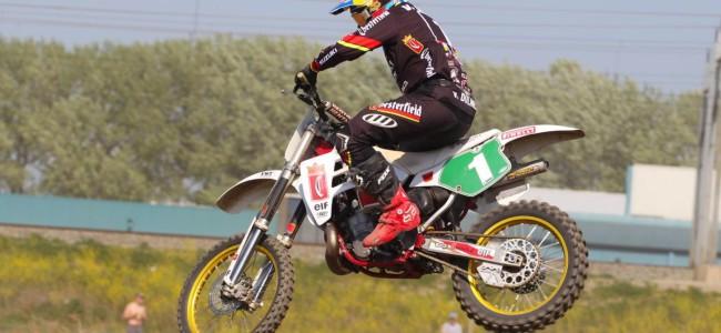 De eindstanden van het NK Classic Motocross!