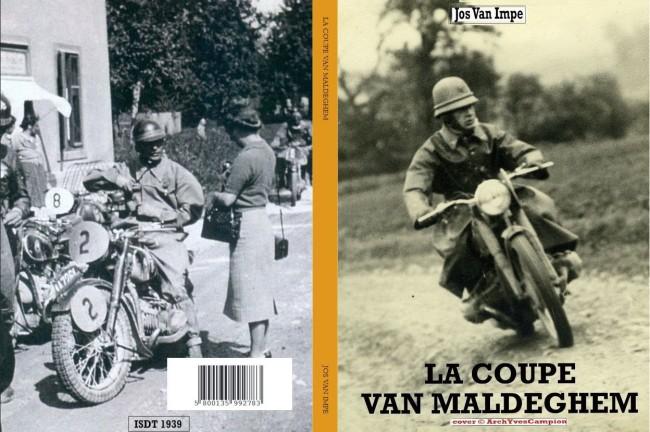 Nieuw motorsportboek: La Coupe Van Maldeghem!