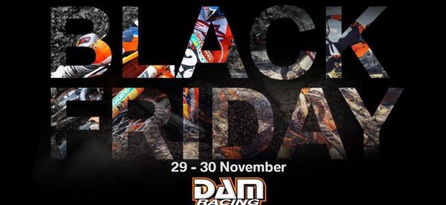 Dikke Black Friday kortingen bij DAM Racing!