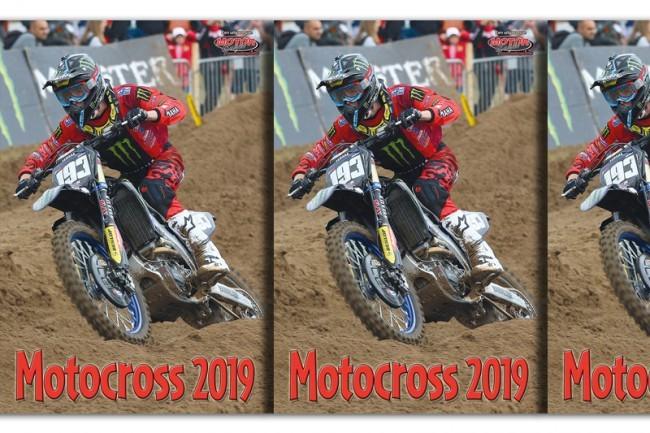 Motorcross 2019 Jaarboek nù te bestellen!!