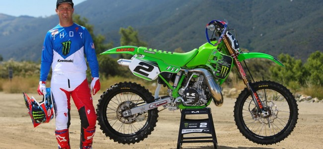 VIDEO: Jeremy McGrath op een KX500!
