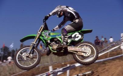 VIDEO: De GP 125cc van 1996 in Payerne