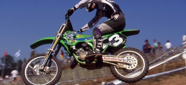 VIDEO: De GP 125cc van 1996 in Payerne