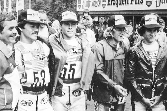 Danny LaPorte over de MXoN van 1981
