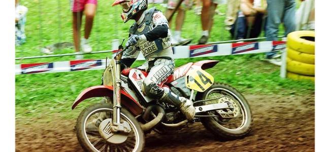 Het motorcrossjaar 1991: Jobé wint vierde wereldtitel