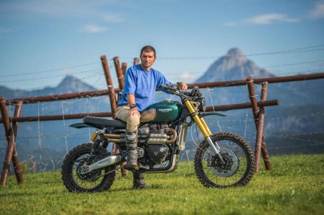 VIDEO: Guy Martin's Great Escape