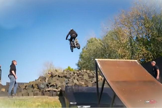 The Great Escape Jump van Guy Martin: de voorbereiding