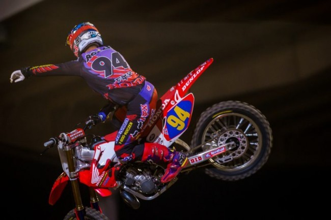 VIDEO: de CR250 van Ken Roczen op de Red Bull Straight Rhythm