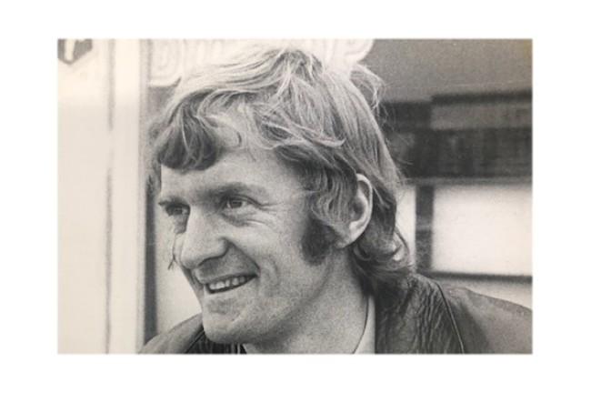 Oud motorcrosser Vic Eastwood is niet meer