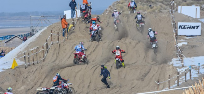 Enduro Vintage du Touquet: De Entry List
