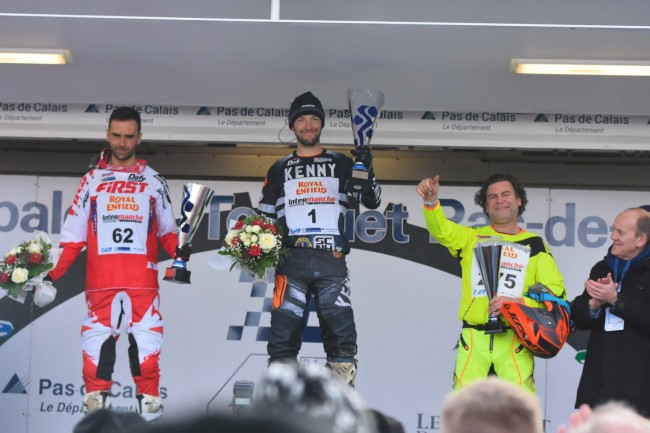 Rudy Vergriete opnieuw de beste in Le Touquet!