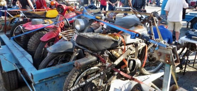 Nieuwe Historic Brommer & Moto Beurs in Aarschot