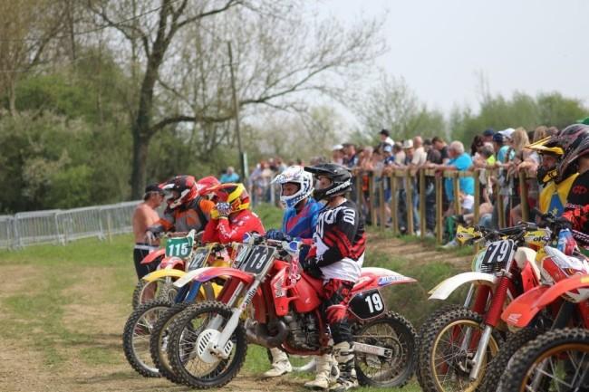Frans kampioenschap Cross Country Vintage start in Essoyes!
