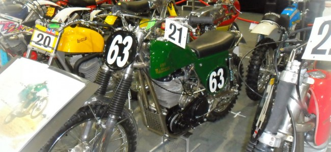 The Classic Dirt Bike Show in Telford komt eraan!
