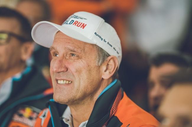 VIDEO: interview met Heinz Kinigadner!