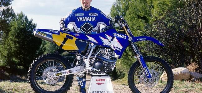 Iconische crossmotoren: de Yamaha YZ400f