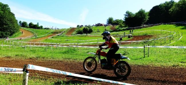 Geen motorcross in Moresnet dit jaar!