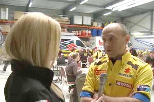 VIDEO: de vrijdag voor de eerste GP van 2008!