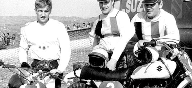VIDEO: de finale van het WK 250cc in 1970!