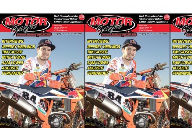 Lees hier de nieuwe Motorgazet!