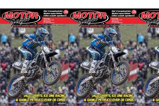Lees de nieuwste editie van Motorgazet!