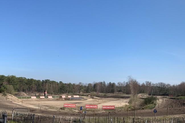 Ook Hondapark Olmen gaat weer open!