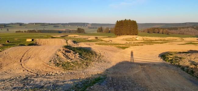 Circuit in Lierneux drie dagen per week geopend voor trainingen.