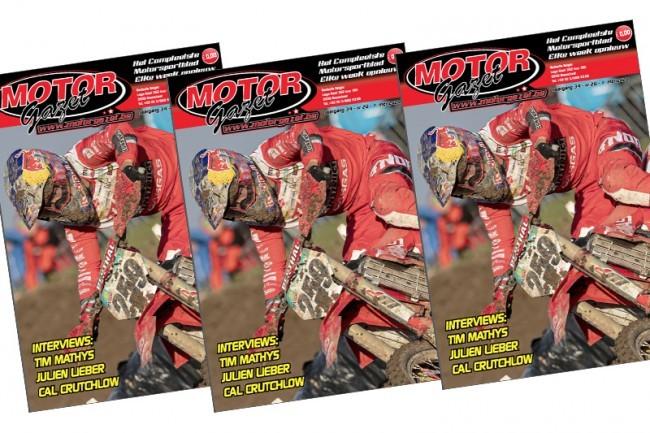 Lees de nieuwe Motorgazet van deze week!
