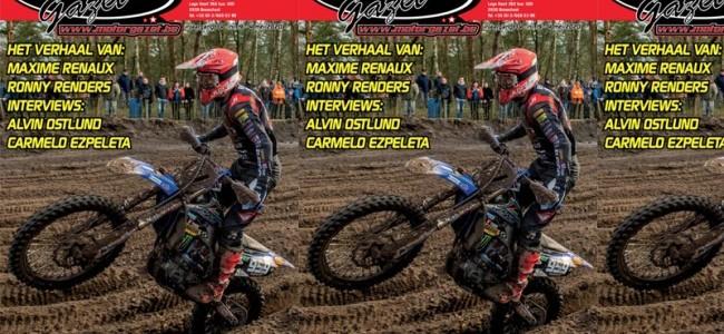 Lees hier de Motorgazet van deze week!