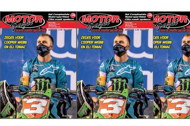 Lees de nieuwe Motorgazet van deze week
