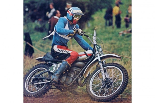 Yamaha blaast 65 kaarsjes uit: De beste herinnering van Hakan Andersson.