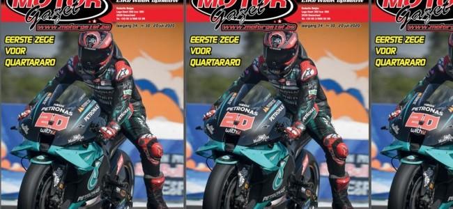 Lees de nieuwste editie van Motorgazet online!