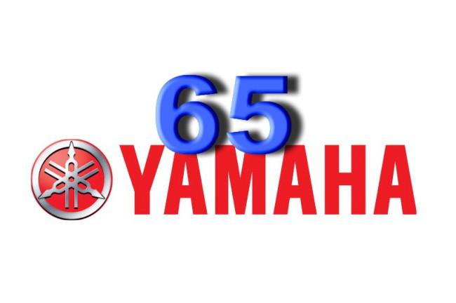 Yamaha Motor Company blaast 65 kaarsjes uit!