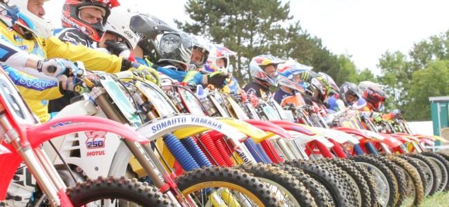 Alles over de MORE'O Vintage motocross La Couronne