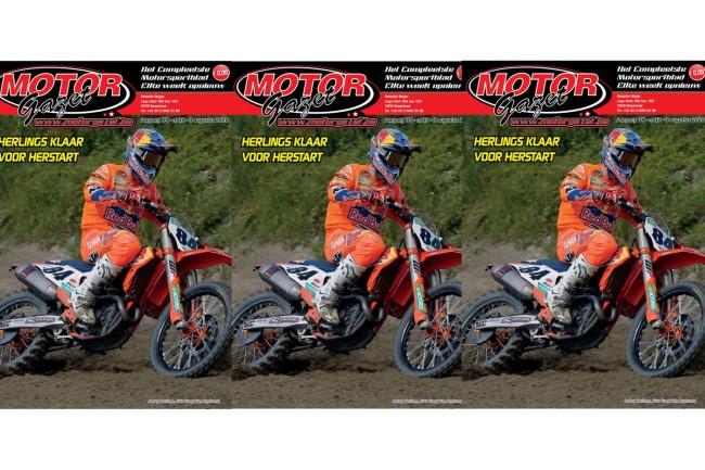 Lees hier nr 32 van de Motorgazet online