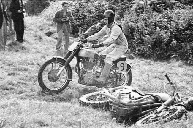 Het motorsportarchief van Gilbert Bruynooghe