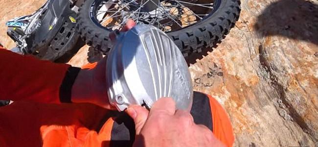 Techniek: noodreparatie van een koppelingsdeksel