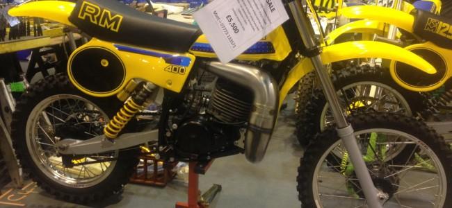 Classic Dirt Bike Show in Telford opgeschoven naar mei 2021