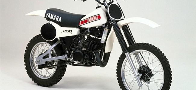 De langst levende crossmotor: De Yamaha YZ250