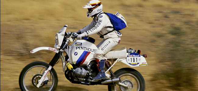 VIDEO: de Paris-Dakar Rally in 1984