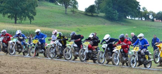 F.I.M. start met Europees kampioenschap Vintage Motocross