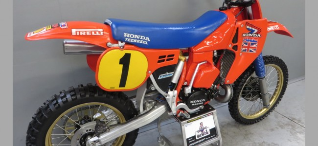 VIDEO: is de Honda CR500 de beste crossmotor ooit?