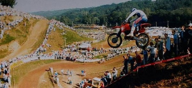 F.I.M. Championship Vintage Motocross afgeslankt naar drie races