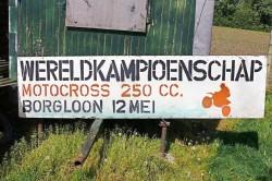 Borgloon zet motorcross-geschiedenis in de kijker