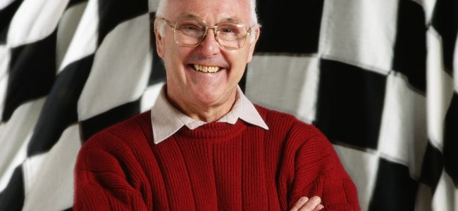 Legendarische commentator Murray Walker overleden
