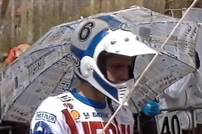VIDEO: de GP 125cc van 1985 in Hoeselt