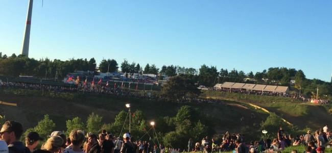 Ook dit jaar geen Flutlicht motocross in Kleinhau