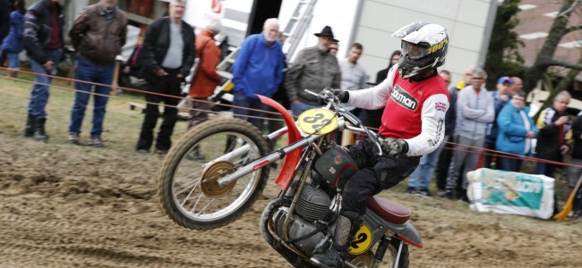 Inschrijving internationale vintage motocross Lugnorre geopend